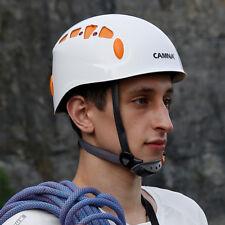 Pro Rock Climbing Helmet for Men Women Mountaineering Caving Rescue 52-62cm
