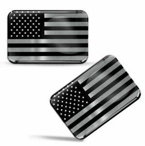Autocollants 3D Résine Drapeau Etats-Unis Américain USA American Flag Stickers