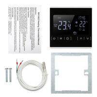 Floor Heating Thermostat Digital Termostat Temperature Controller AC85-240V T3P9