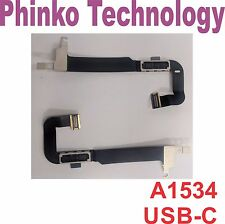 "NEW Retina I/O USB-C Board Flex Cable For Apple MacBook Air 12"" A1534 2015"