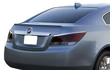 PAINTED BUICK LACROSSE FLUSH MOUNT FACTORY STYLE REAR WING SPOILER 2010-2013