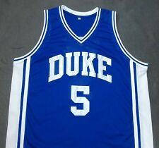 JEFF CAPEL III DUKE Blue Devils Blue Basketball Jersey Gift Any Size
