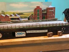 More details for oo gauge model railway track layouts