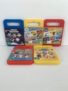 ABC Kids HiT Favorites 5x DVD Bundle Thomas Bob Fireman Sam Bing