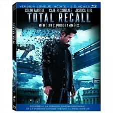 Total Recall - Mémoires programmées [Version Longue] - BLU RAY NEUF