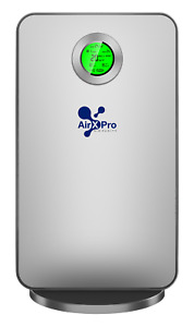 AirXPRO AXP-400 AIR PURIFIERS DESTROYS VIRUSES IN THE AIR -WIFI & Voice Control