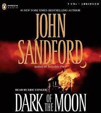 Dark of the Moon (A Virgil Flowers Novel), Sandford, John, Acceptable Book