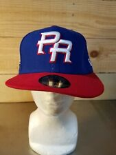 New 59fifty 2017 World Baseball Classic Team Puerto Rico Official On Field Cap