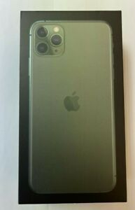 Apple iPhone 11 Pro Max - 64GB - MidnightGreen (Unlocked) A2218 (CDMA + GSM)