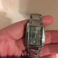 Fossil F2 ES1166 Ladies 3-Hand Date Watch Roman Numerals