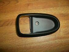 DOOR HANDLE TRIM - Interior Left Driver Side Charcoal Hyundai Elantra 2001-2006