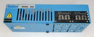 Qualidyne QML300-069 Power Supply 120VAC 8A Input / 5V @20A & 12V @10A DC Output