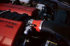 C6 Corvette High Performance Power Coupler - 2005-2007 / LS2 / Red
