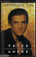 PETER ANDRE FEATURING BUBBLER RANX - MYSTERIOUS GIRL 1996 UK CASSINGLE