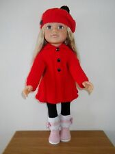 Hand Knitted Dolls clothes for American Girl/Soirée et simalar poupées