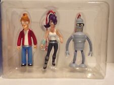 Futurama Christmas Ornaments Loose Moore Figures 1000 Made Very Rare