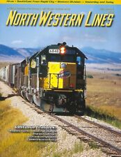 North Western Lines: CHICAGO & NORTH WESTERN LINES: 2018, No. 2 (NEW issue)