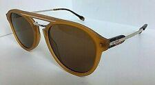 New Polarized Gianfranco Ferré GF Ferre GFF 1096 003 Clear Yellow Sunglasses