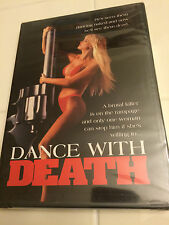 Dance With Death DVD New Factory Sealed Hard To Find