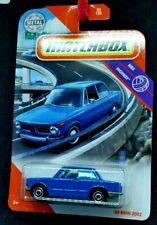 Ve SSV Commodore Ute Utility Blue Colour Matchbox Long Card 1 64