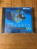 Microsoft Encarta PC Cd