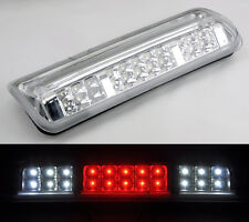 Ford F150 2004-2008 G2 LED Chrome Clear Tail 3rd Brake Cargo Light Stop Lamp