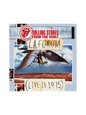 The Rolling Stones de la bóveda L.A. foro-en vivo en 1975 DVD 3 Lp Vinilo Sellado