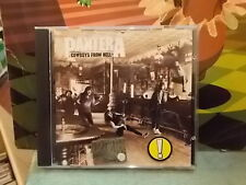"PANTERA "" COWBOYS FROM HELL "" CD 1990"