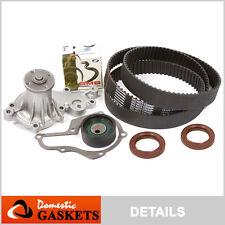 87-95 Suzuki Samurai Sidekick Sprint 1.3L SOHC Timing Belt Water Pump Kit G13A