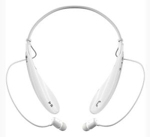 LG Electronics Tone Ultra (HBS-800) Bluetooth Stereo Headset (White)