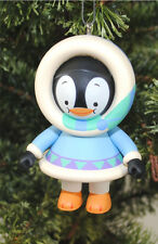 Hallmark 2011 Polar Penguin Frosty Friends Debut Mystery Ornament
