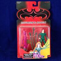 Kenner Batman and Robin Jungle Venom Poison Ivy Action Figure NIP 1997 #63852