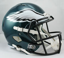 PHILADELPHIA EAGLES NFL Riddell Speed Full Size Replica Football Helmet