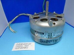 For Sony TC-650 Reel To Reel Left Supply Reel Motor (UC-624K) Used
