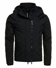 Mens Superdry Jackets Various Styles and Colours AC -quilted Hooded Grey Marl M
