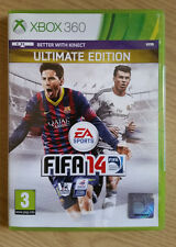 FIFA 14 ULTIMATE EDITION For Xbox 360 - FREE UK P&P Trusted UK Seller