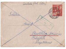 C154 1943 POLAND GENERAL GOVERNMENT WW2 German Occupation Postal Stationery Env