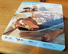 Recipe Cards - Varieties of savoury and sweet meals or desserts. *New/Unopened*