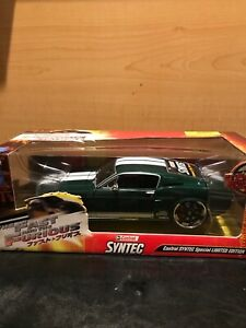 """""""Tokyo Drift Castrol Syntec Limited Edition '67 Ford Mustang""""Fast N Furious""""Rare"""