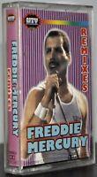 """Freddie Mercury """"Remixes"""" Rare Polish Cassette Excellent condition!"""