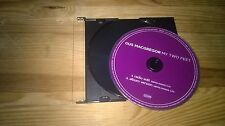 CD POP Gus MacGregor-My two feet (2) canzone MCD FOD Records-CD Only -