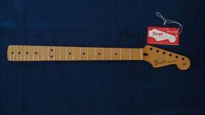 * * * Fender Standard Stratocaster Neck With TAG - Mexico 2009 - Manico  * * *