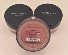 Bare Minerals Escentuals SPF 15 Foundation MEDIUM TAN C30 8g XL (Two Packs)