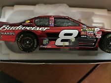 Dale Jr. 8 WINNER RACED VERSION 2006 RICHMOND 1/24 Color Chrome BUDWEISER Blown