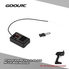 GoolRC Tg-3 2.4g 3ch RC Car Boat Receiver for Tg3 Austar Ax5s Transmitter G8r3