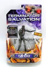 Terminator Salvation T-700 Light Pipe Eyes Action Figure Playmates 2008