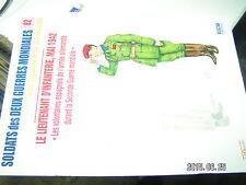 µµ Osprey Fascicule Soldats des deux guerres Mondiales n°82 Volontaire espagnols