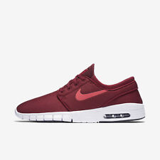 MEN'S NIKE STEFAN JANOSKI MAX SHOES SIZE 14 red ember white 631303 680 MSRP $110