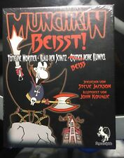 Munchkin Beisst German Expansion New