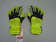 Reusch Soccer Goalie Gloves PRISMA Pro G3 Finger Support Stays SZ 9 3870955S